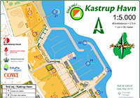 find-vej-i-Kastrup-Havn-Kort