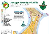 find vej i Amager Strandpark Midt alle poster