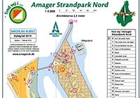 find vej i Amager Strandpark Nord alle poster